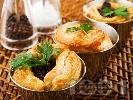 Рецепта Сръбска бутер баница с кайма и гъби